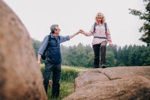 Rencontrer l'amour à votre grand âge : c'est possible
